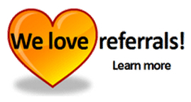 We Love Referrals for San Diego Real Estate